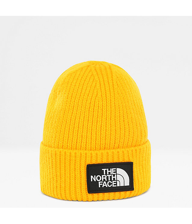 GORRO DE PUNTO ELÁSTICO CON LOGO DE TNF | The North Face