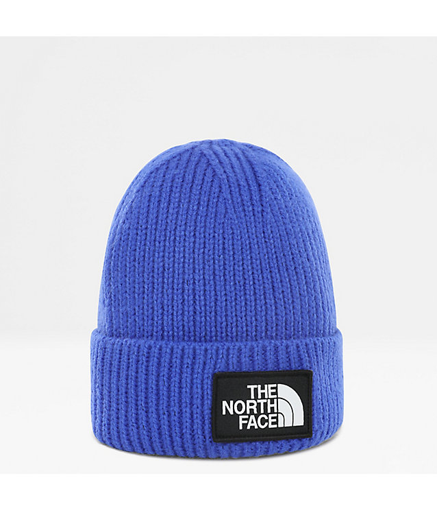 Tnf Logo Box Cuffed Beanie | The North Face