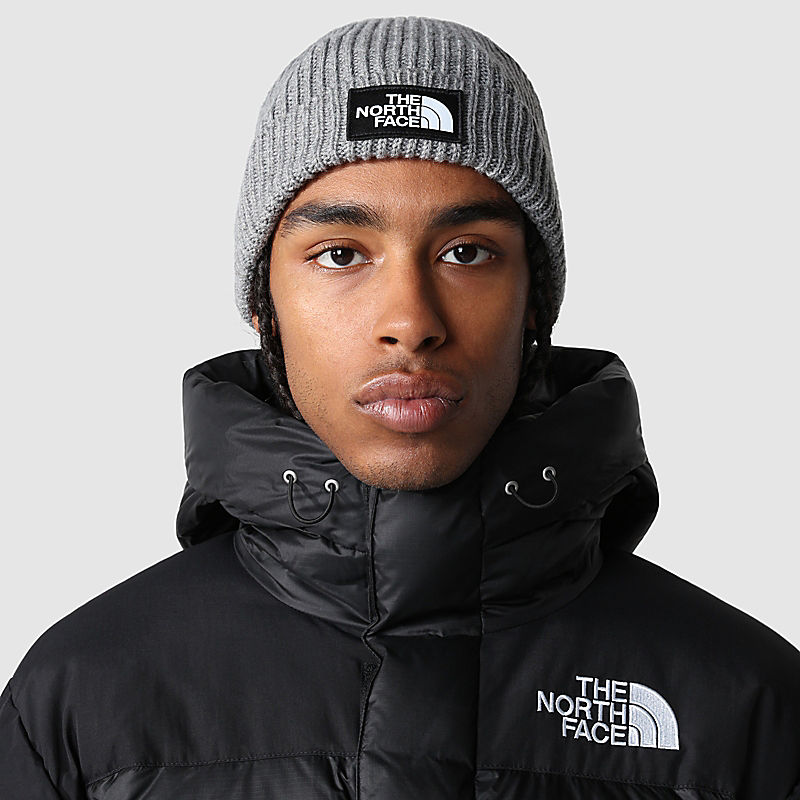 Bonnet À Revers Tnf Logo Box-