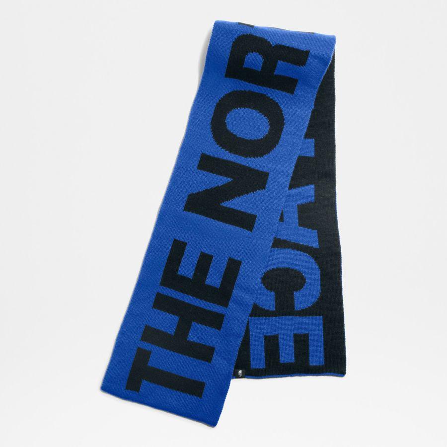 Sjaal met logo-