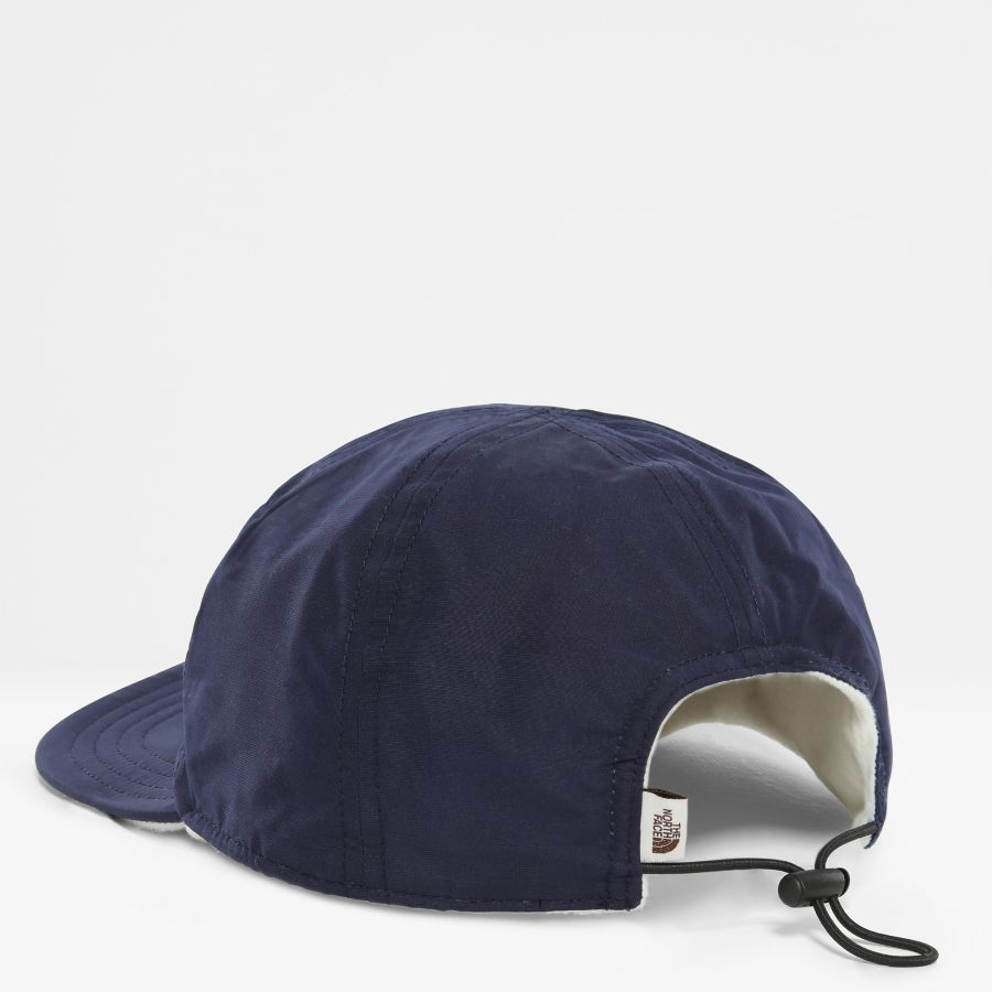 Reversible Fleece Norm Cap-