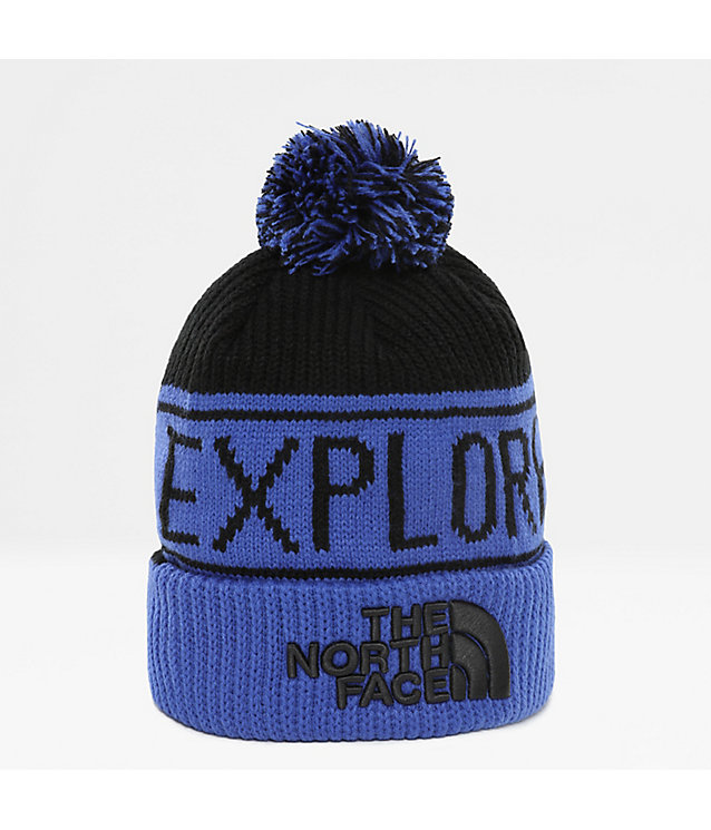 Retro TNF Pom Beanie | The North Face