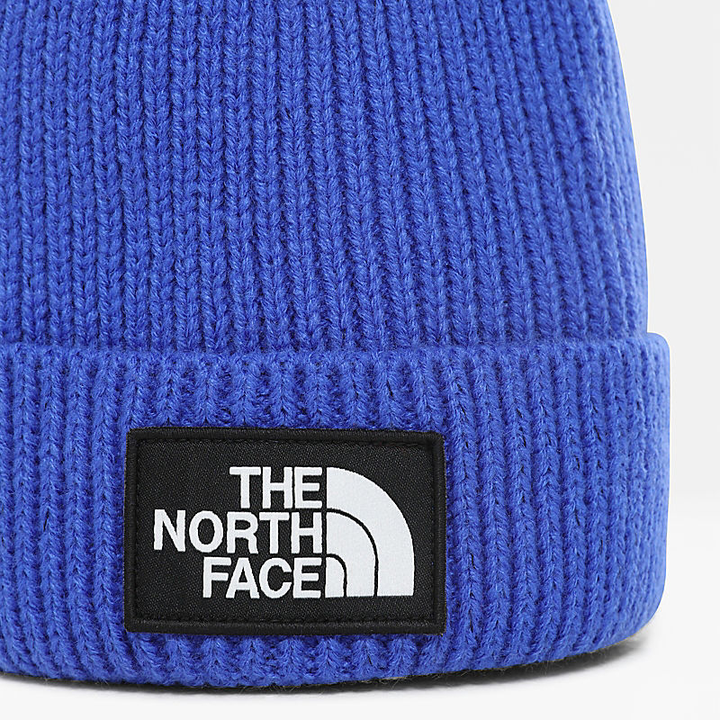 Youth TNF Box Logo Cuff Beanie-