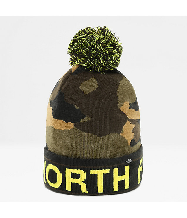 Youth Ski Reversible Tuken Beanie | The North Face