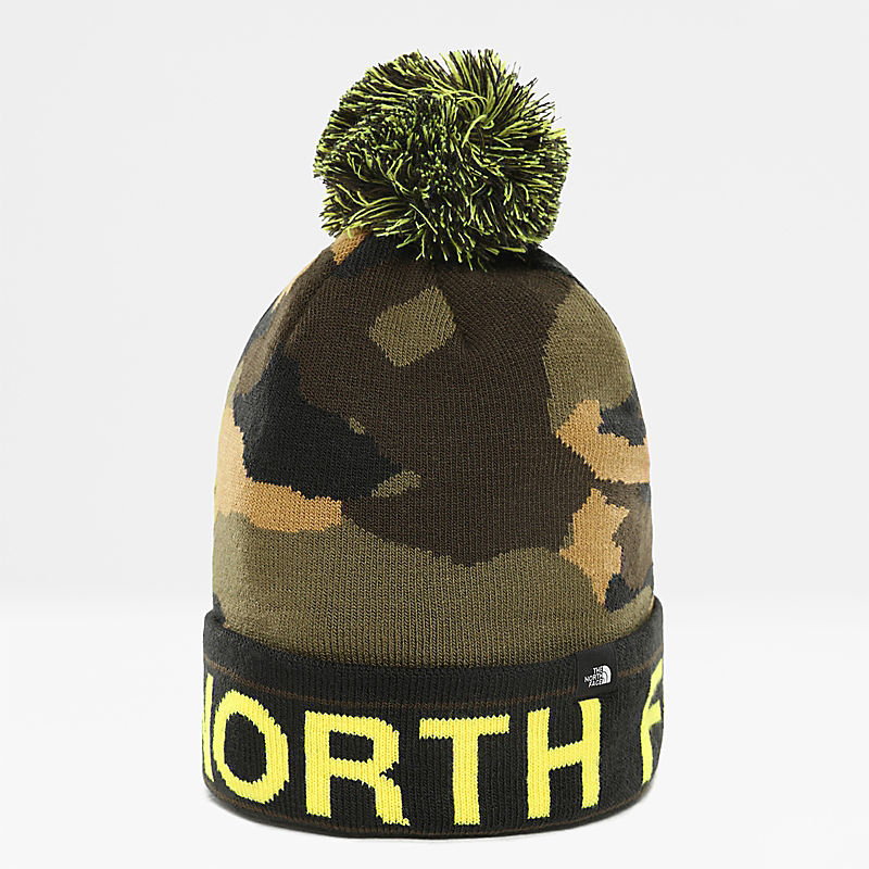 Youth Ski Reversible Tuken Beanie-
