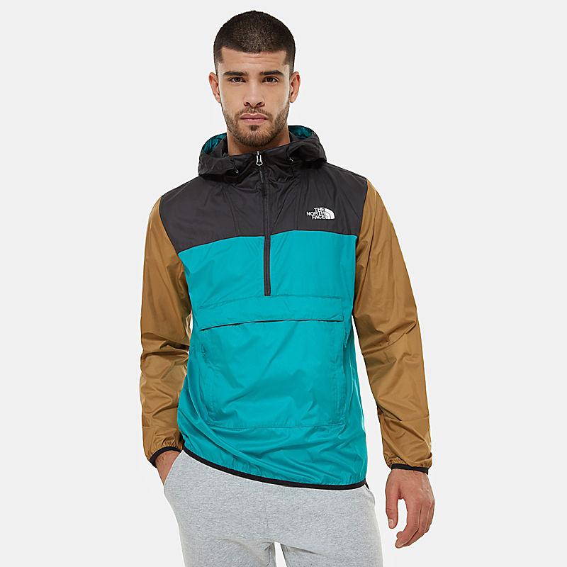Men's Fanorak Packable Jacket-