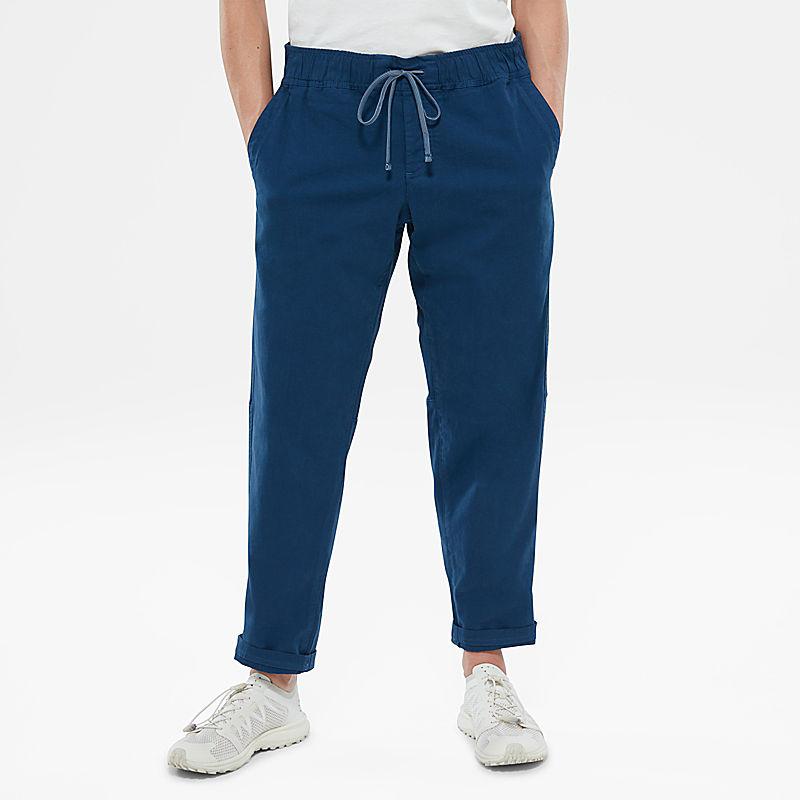 Talus Capri Trousers-