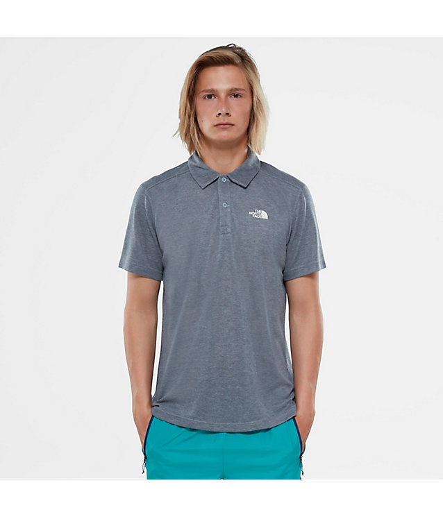 Plaited Crag Polo Shirt | The North Face