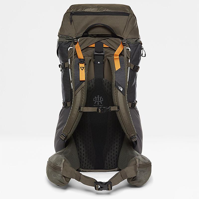 Zaino tecnico da trekking Terra da 65 litri-