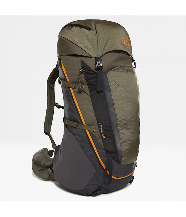 ZAINO TECNICO DA TREKKING TERRA DA 65 LITRI | The North Face