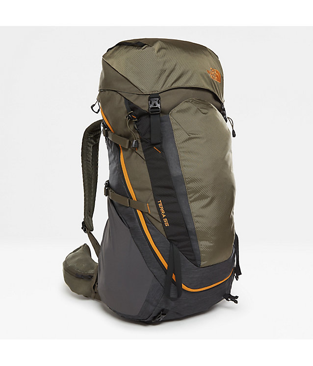 Terra Wanderrucksack mit 55-Liter-Volumen | The North Face
