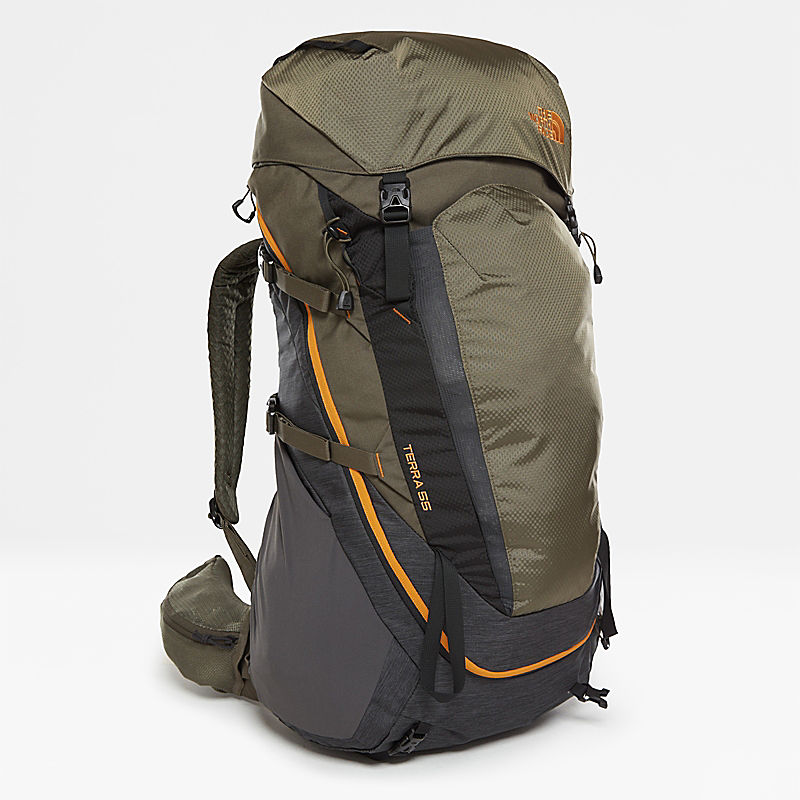Terra 55-Litre Hiking Backpack-