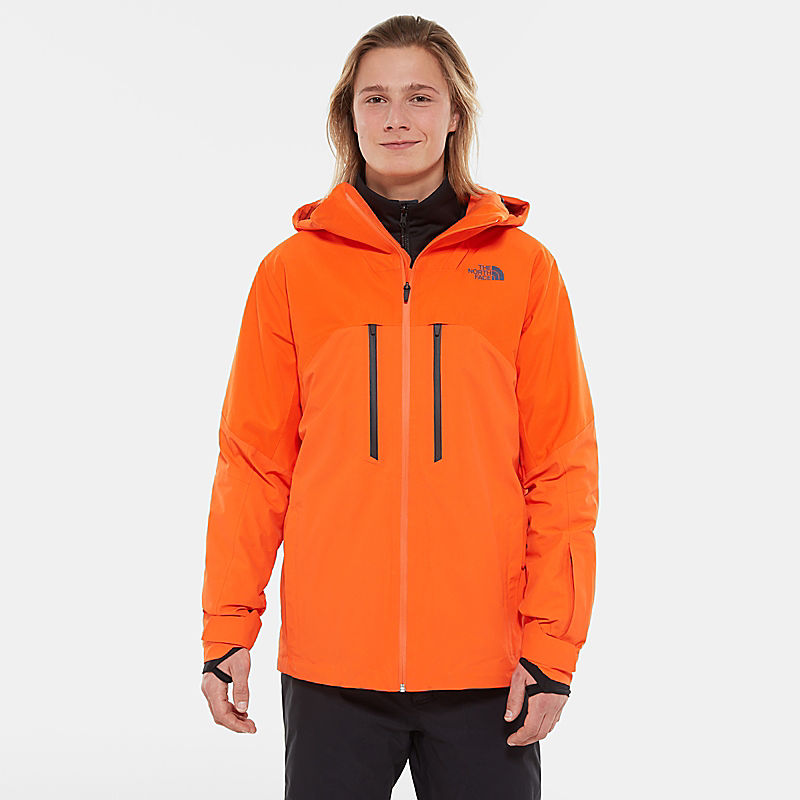 Herren Steep Series Powder Guide Jacke-