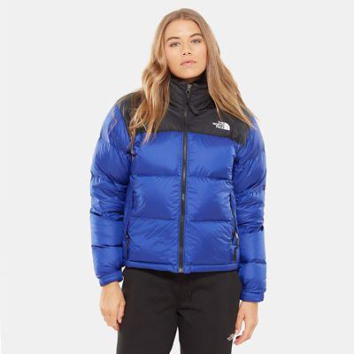 Manteau doudoune femme north face