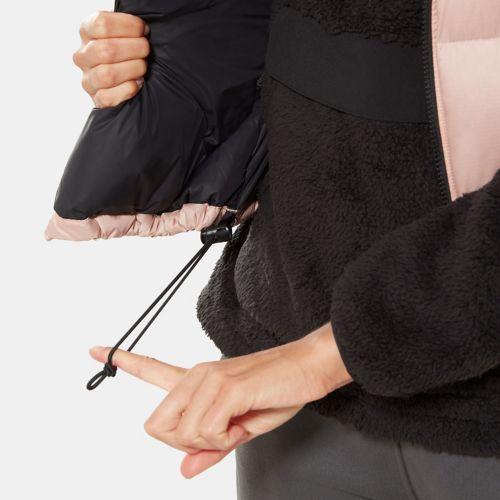1996 Retro Nuptse-bodywarmer voor dames-