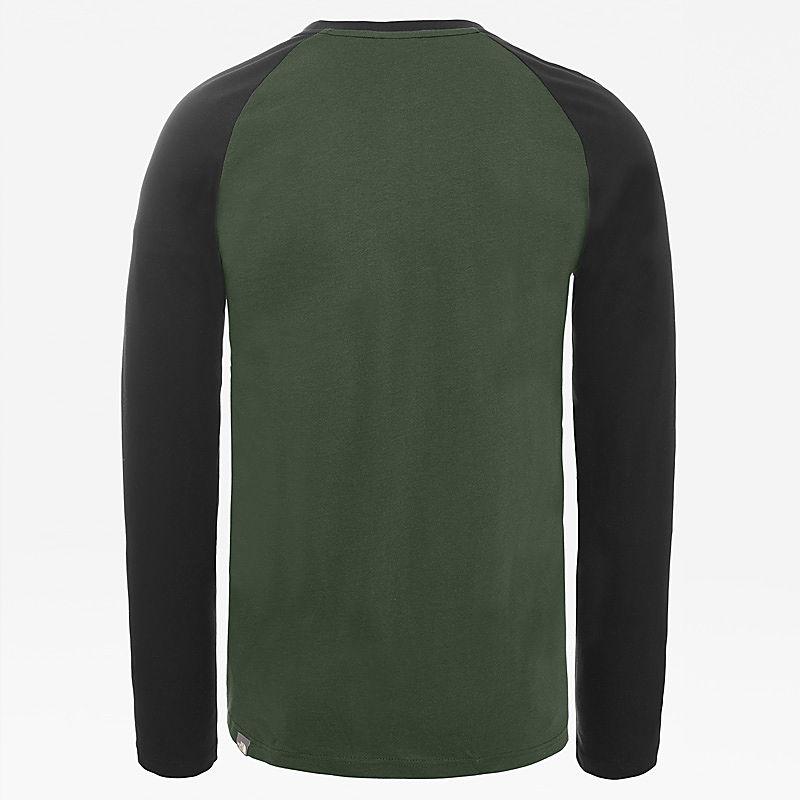 T-Shirt maniche raglan-