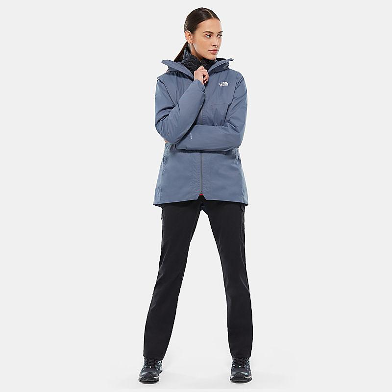 Damen Hikesteller Triclimate Jacke-