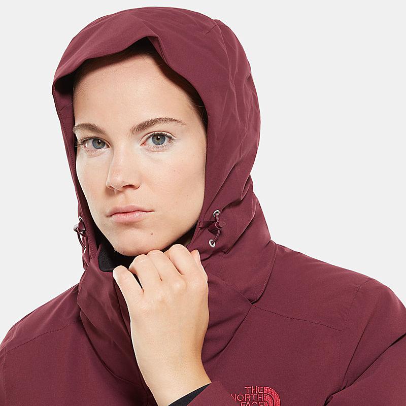 Chaqueta con aislamiento Inlux para mujer-