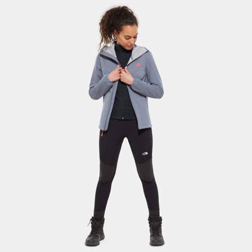 Hikesteller Softshel-jas voor dames-