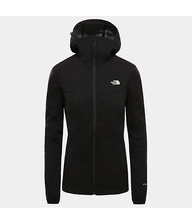 Felpa softshell con cappuccio Donna Hikesteller | The North Face