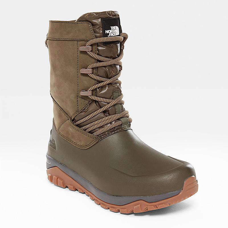 Middelhoge Yukiona-laarzen voor dames-