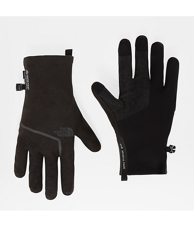 Men's GORE-TEX® CloseFit Fleece Gloves | The North Face