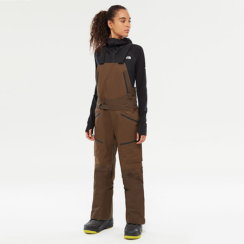 Damen Steep Series Fuse Brigandine Latzhose-