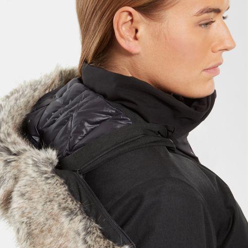 Diameter Down Hybrid-jas voor dames-