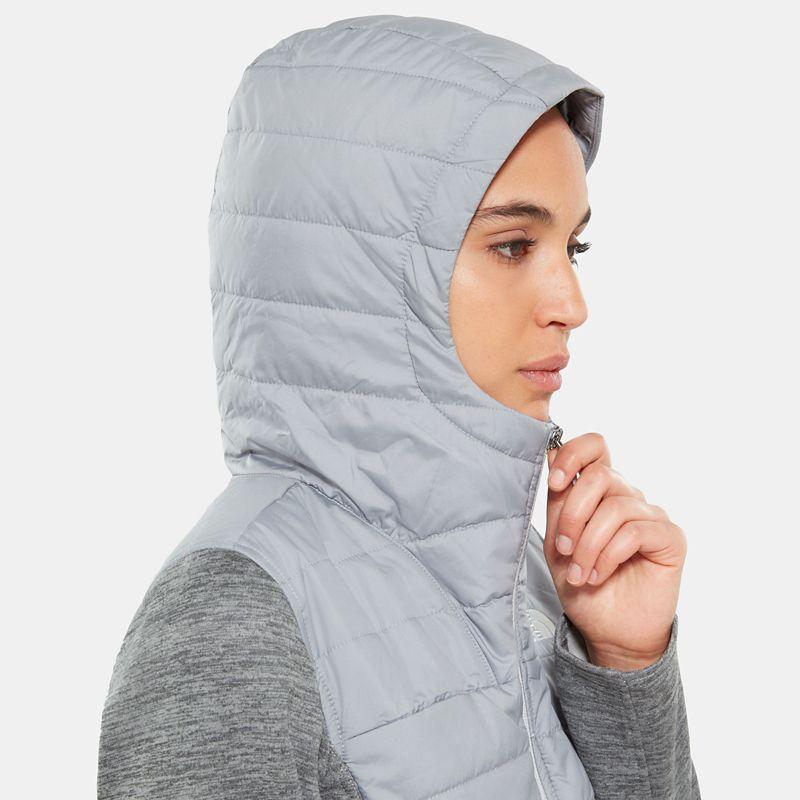 Veste à capuche Mashup pour femme-