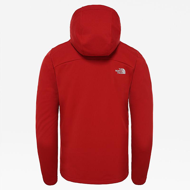 Men's Kabru Softshell Hooded Jacket-