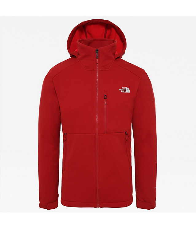 Herren Kabru Softshell-Jacke mit Kapuze | The North Face
