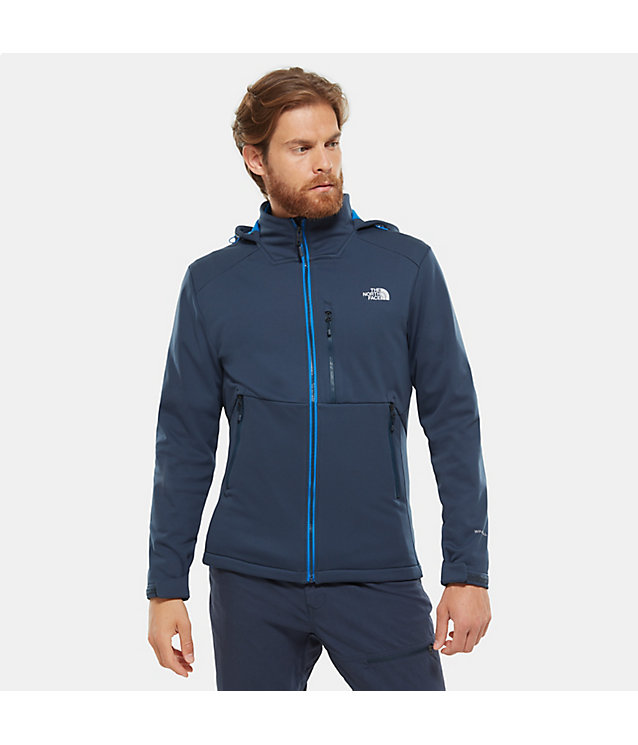 Giacca softshell con cappuccio Uomo Kabru | The North Face