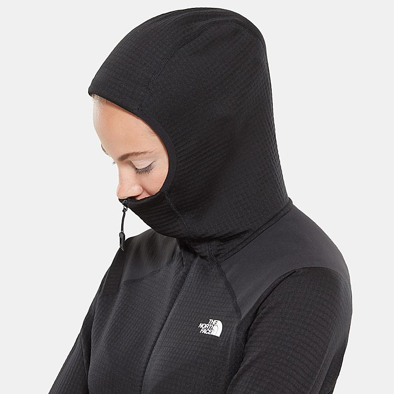 Impendor Grid-jas voor dames-