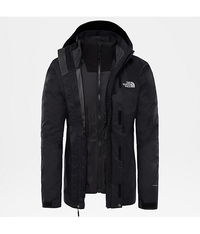 Men's Kabru Zip-In Triclimate® Jacket | The North Face