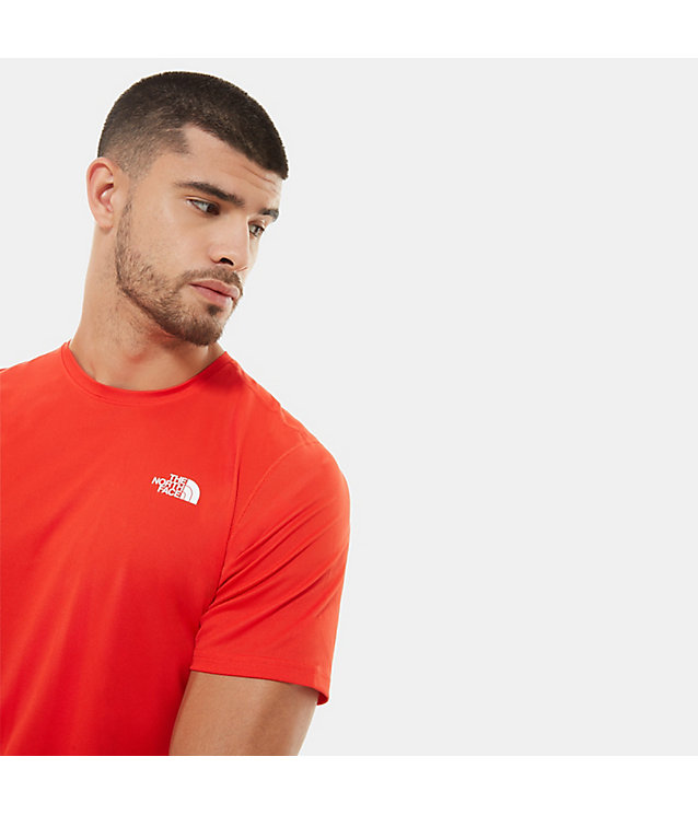 T-Shirt Uomo A Maniche Corte Flex II | The North Face