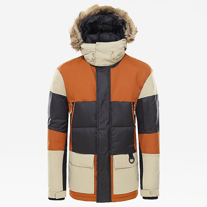 Men's V-Stok Down Parka-