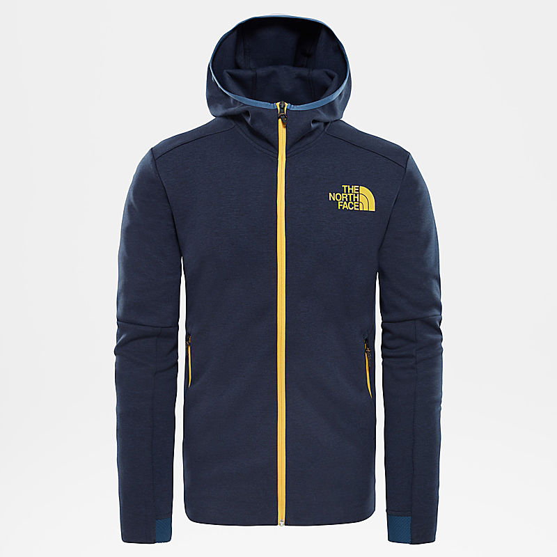 Men's Vista Tek Fullzip Hood-