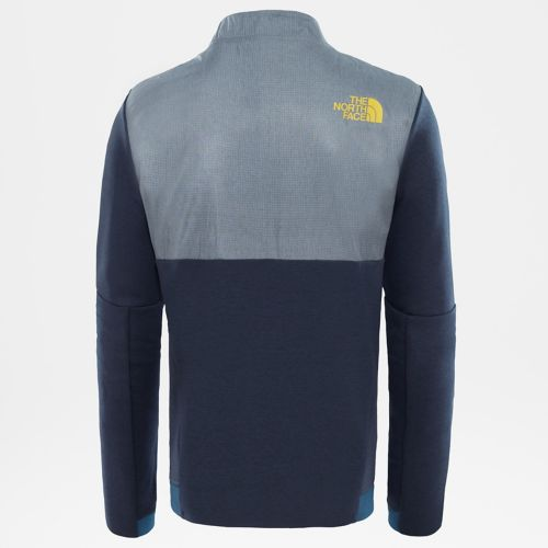 Sweat-shirt 1/4 Zip Vista Tek pour homme-