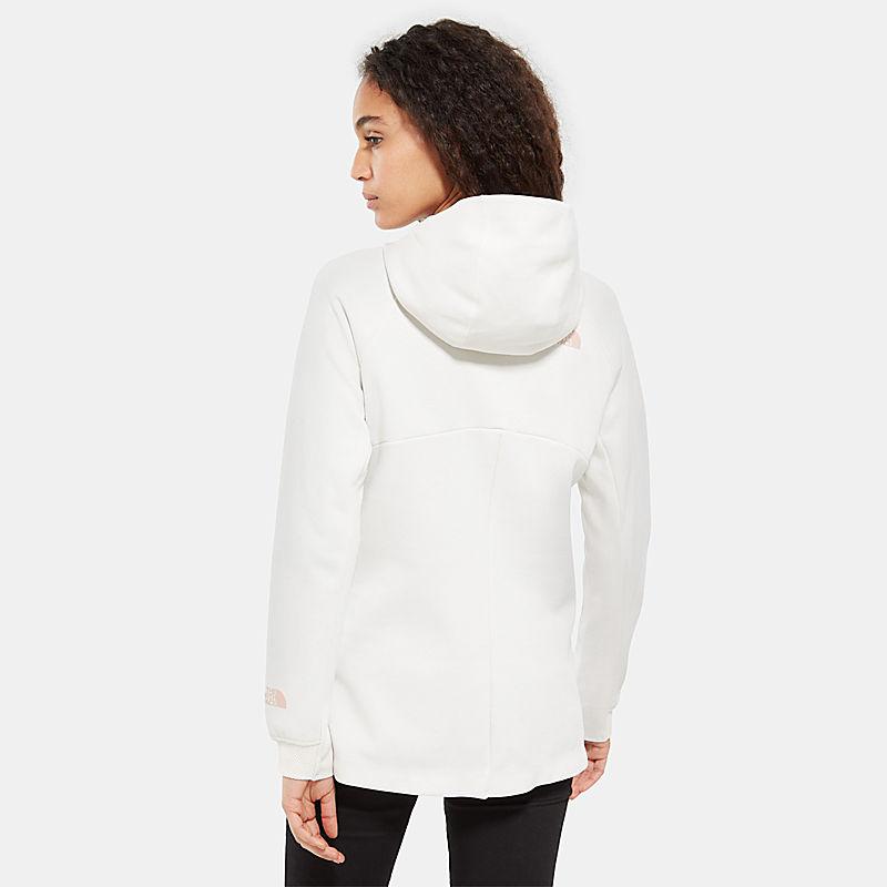 Sudadera con capucha Vista Tek para mujer-