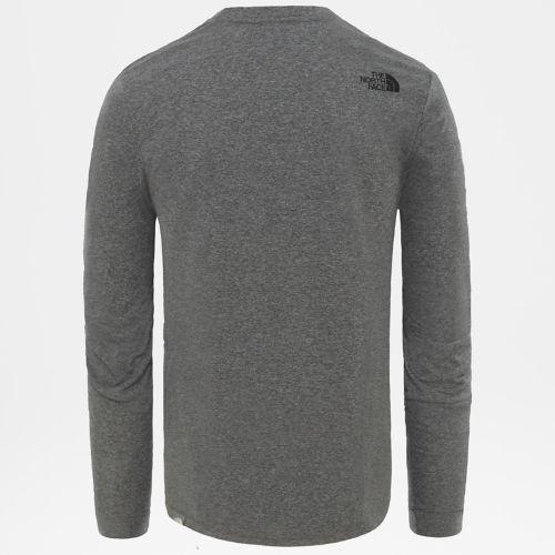 T-Shirt Uomo a maniche lunghe Simple Dome-