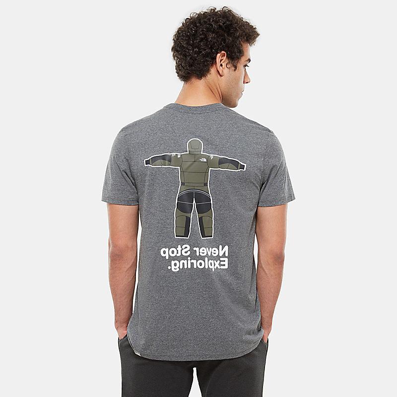NSE Series-T-shirt voor heren-