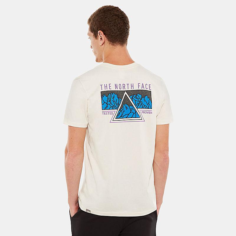 Camiseta Ridge para hombre-