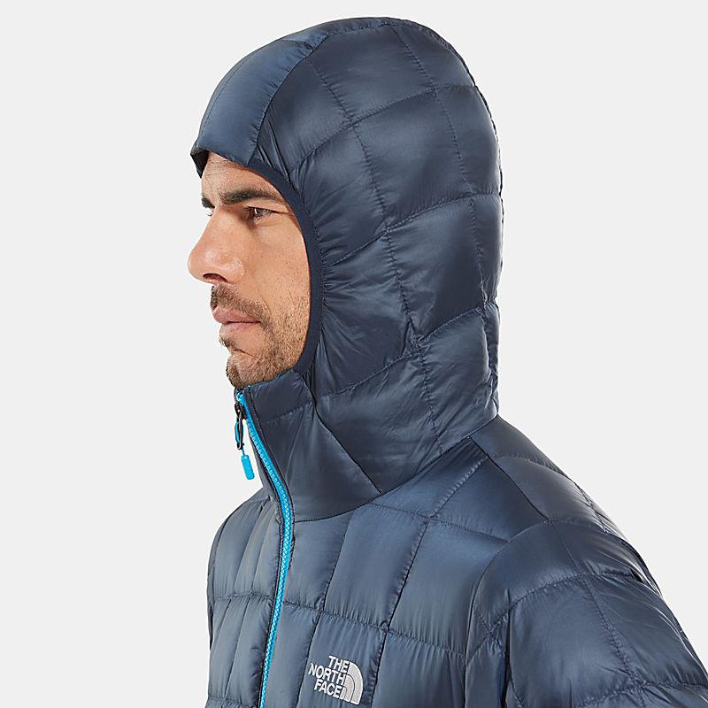 Veste à capuche en duvet Kabru pour homme-