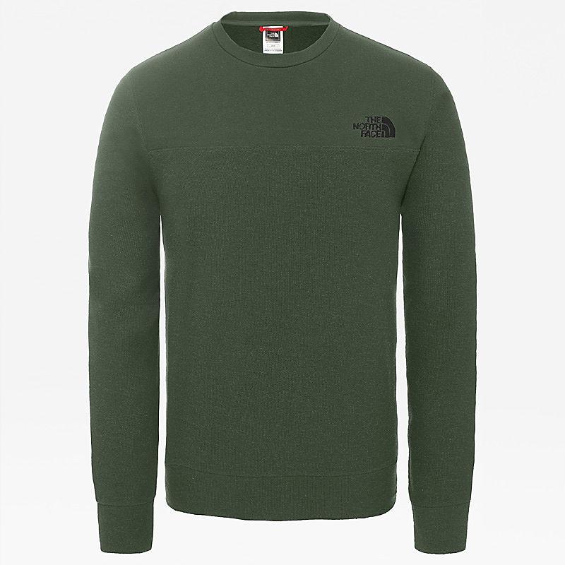 Dumidi Contrast Sweatshirt-