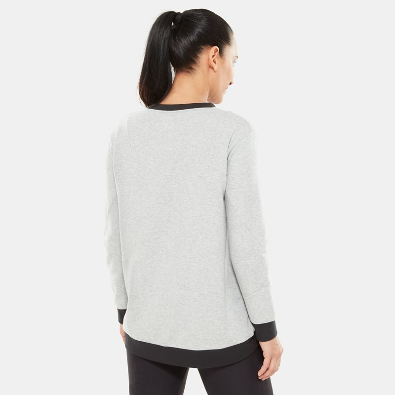 Damen Train N Logo Pullover-