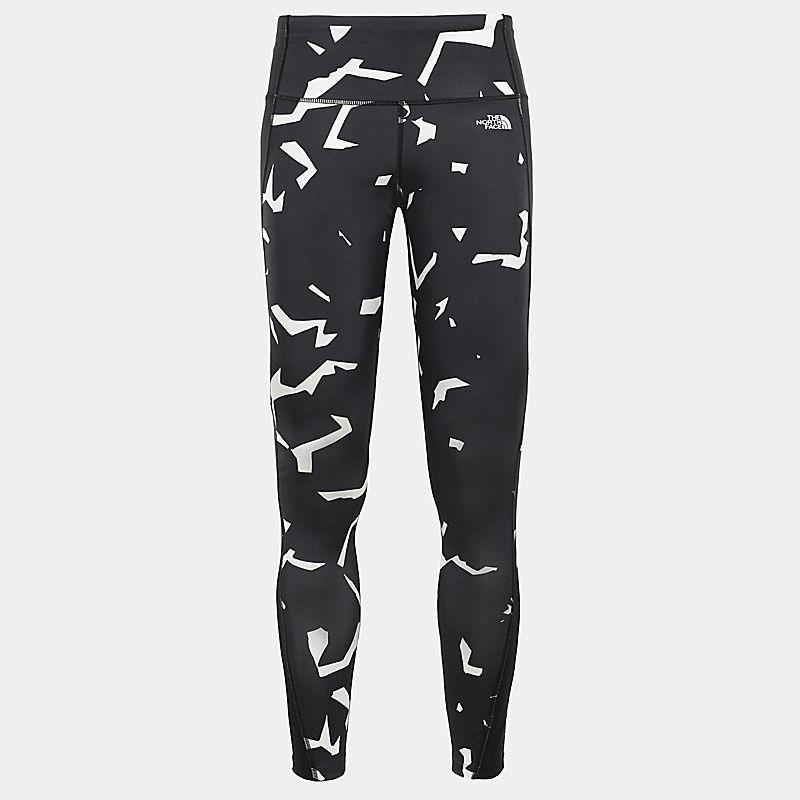 24/7-legging met print voor dames-