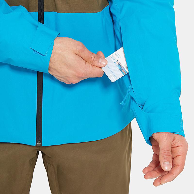 Steep Series Sickline-jas voor heren-