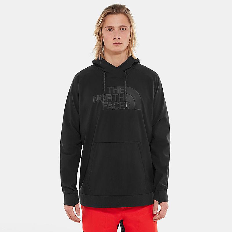 Men's Techn-O Logo Hoodie-
