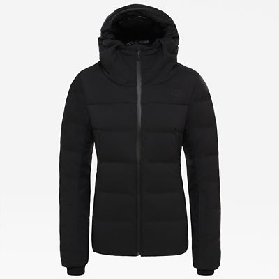 The North Face Womens Cirque Down Jacket Tnf Black Size S
