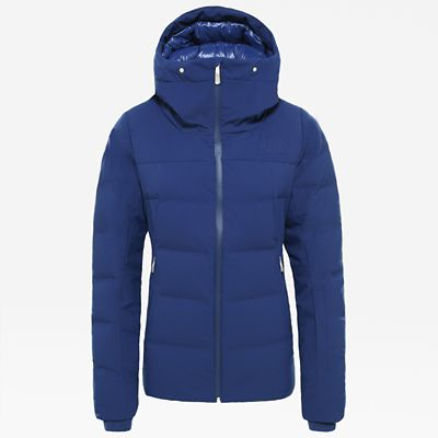 The North Face Womens Cirque Down Jacket Flag Blue Size M